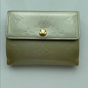 Louis Vuitton Vernis small wallet